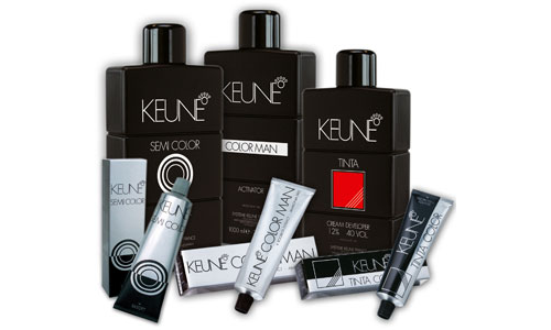 Keune Hair color